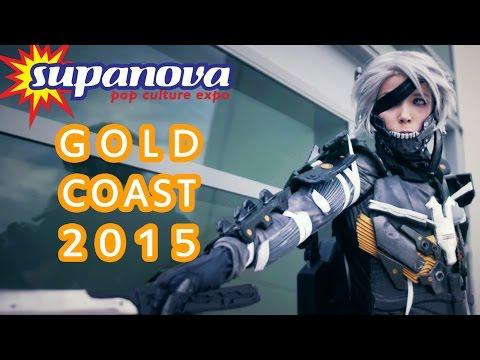 Supanova Gold Coast 2015 Cosplay Highlights