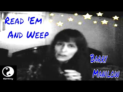 Barry Manilow - Read Em And Weep Cover