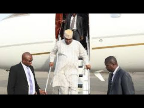 STORMS OVER SEARCH OF ATIKU'S PLANE BY SECURITY MEN