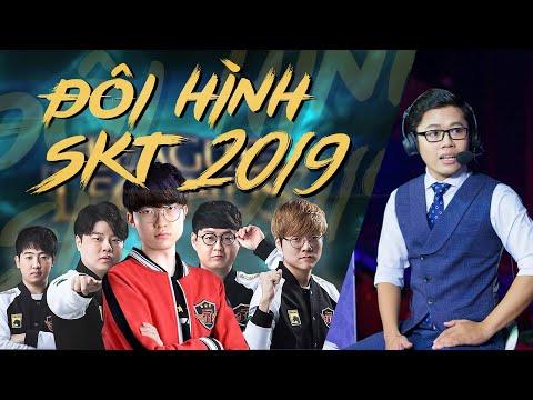 SKT T1 - ỨNG CỬ VIÊN SỐ 1 CHO MỌI DANH HIỆU 2019 | BLV Khánh Hiệp - Thời lượng: 5:58.