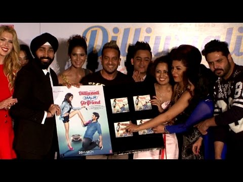 Music Launch Of Film Dilliwali Zalim Girlfriend