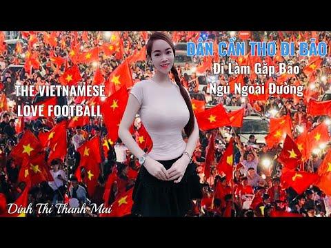 Dân Cần Thơ Đi Bão: Việt Nam Vô Địch. Vietnam Champion Suzuki Asian Cup - Thời lượng: 1:00:16.