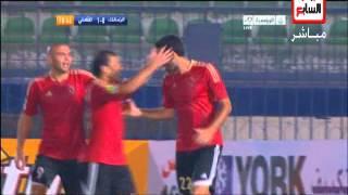 هدف الاهلي في مرمي الزمالك - دوري ابطال افريقيا 2012