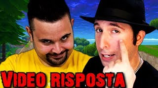 CICCIOGAMER89 MI HA INSULTATO - PARODIA REACTION