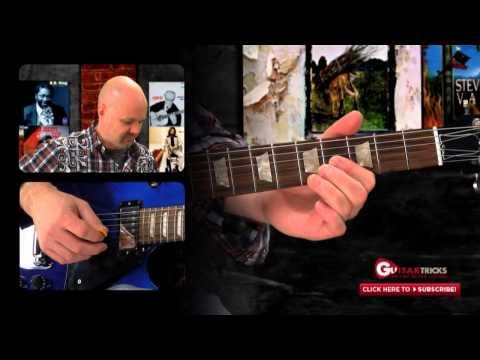 Joe Perry Style – Lead Guitar Lesson – Rock Guitar Lick – Guitar Tricks