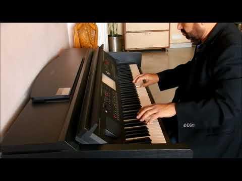 Video Yeh Raat Bheegi Bheegi, Piano Cover by Gautam Dey download in MP3, 3GP, MP4, WEBM, AVI, FLV January 2017