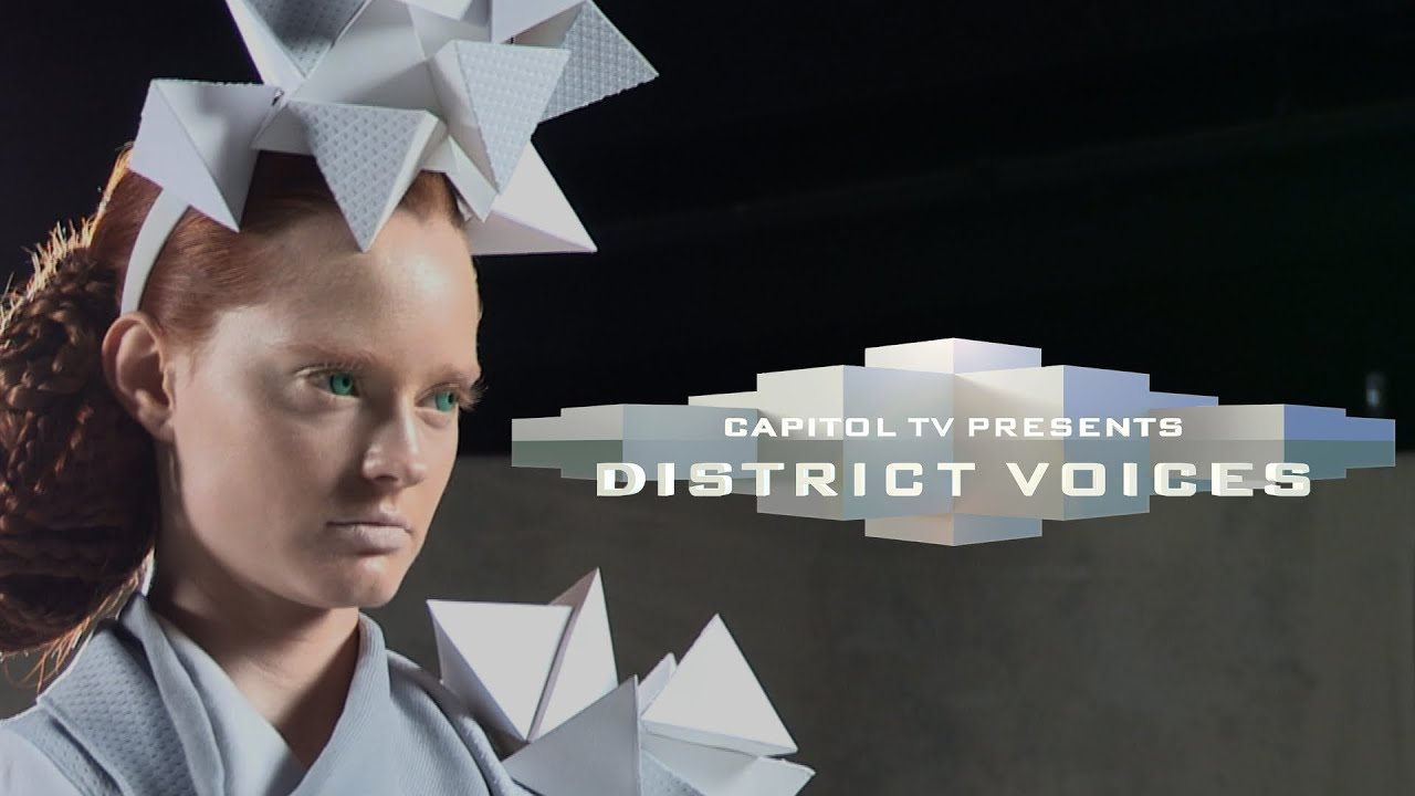 maxresdefault District Voices ist eine tolle Propaganda Webserie für The Hunger Games