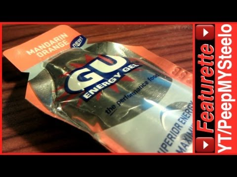 Gu Energy Gel For Running & Endurance Sports For Best Carb & Protein in Sport Gels For Runners