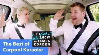 Video The Best of Carpool Karaoke with James Corden download in MP3, 3GP, MP4, WEBM, AVI, FLV Februari 2017