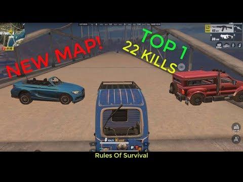 Chơi Map Mới Được TOP 1 Với 22 Mạng Quá Đơn Giản