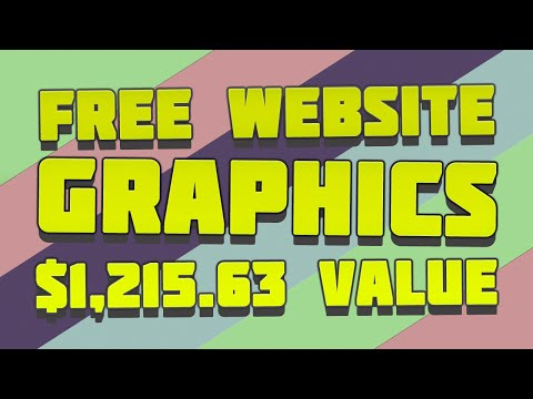 Free Website Graphics for Your Website