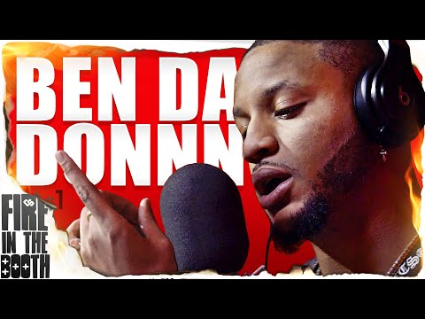 BenDaDonnn – Fire In The Booth