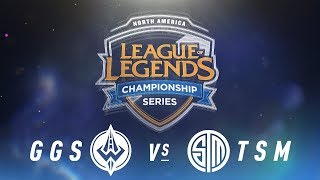 Video GGS vs. TSM - Week 9 Day 1 | NA LCS Spring Split | Golden Guardians vs. TSM (2018) MP3, 3GP, MP4, WEBM, AVI, FLV Juni 2018