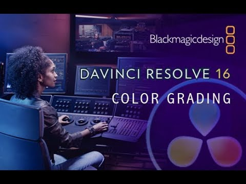 DaVinci Resolve 16 - Color Grading for Beginners [+Overview]