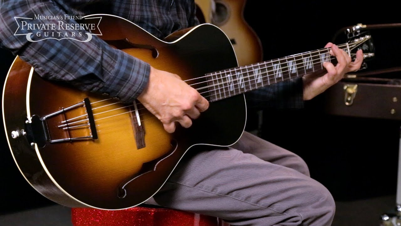 Gibson Limited Edition 2018 F-Hole L-1 Acoustic Guitar