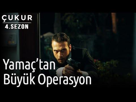 Çukur 4.Sezon 7.Bölüm - Yamaç'tan Büyük Operasyon