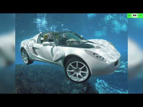 Top 10 Vehículos Más Raros Del Mundo