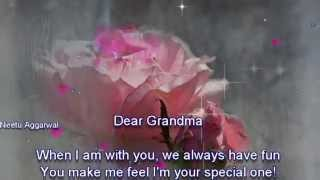 Nonton A Beautiful Poem For Grandmother   Grandma   Dear Grandma  When I Am With You     Film Subtitle Indonesia Streaming Movie Download