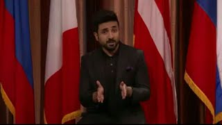 Video Vir Das on Conan : world reporter (new video) MP3, 3GP, MP4, WEBM, AVI, FLV November 2017