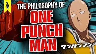 Video The Philosophy of ONE PUNCH MAN – Wisecrack Edition MP3, 3GP, MP4, WEBM, AVI, FLV April 2018