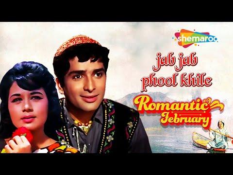 Video Jab Jab Phool Khile - Hindi Full Movies - Nanda, Shashi Kapoor - Bollywood Hit Movie download in MP3, 3GP, MP4, WEBM, AVI, FLV January 2017