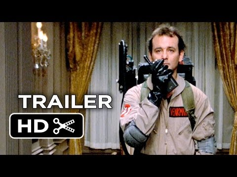 Ghostbusters 30th Anniversary Re-Release Trailer (2014) – Bill Murray, Sigourney Weaver Comedy HD