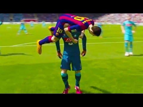 Các lỗi ngớ ngẩn trong FIFA 15