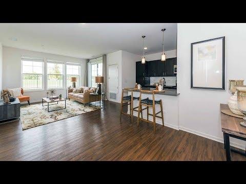 A 3-bedroom, 2-bath model at Bolingbrook's new Brook on Janes apartments