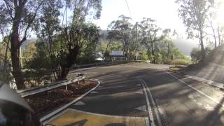 Wisemans Ferry Australia  City new picture : Motorcycling to Wisemans Ferry, NSW Australia