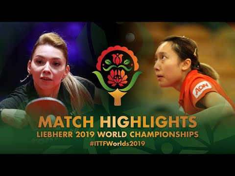 Bernadette Szocs Vs Soo Wai Yam Minnie | 2019 World Championships Highlights (R32)