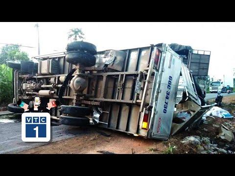 Tai nạn giao thông tăng đột biến ngày nghỉ lễ - Thời lượng: 43 giây.