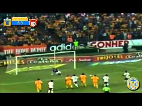 Goles de los Tigres, Apertura 2010