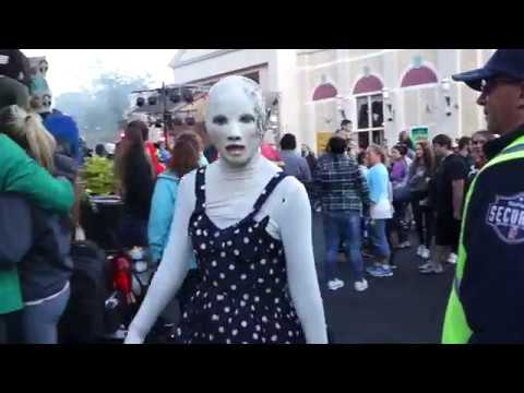Six Flags St. Louis Fright Fest Trip 10-15-2017 (Fright By Night)