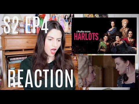 REACTION - Harlots 02x04