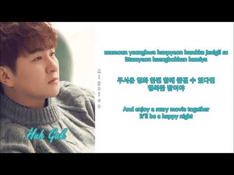 Huh Gak, Apink, VICTON - Oasis (Rom-Han-Eng Lyrics) Color & Picture Coded