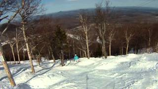 April Winter - Jay Peak, VT 2014