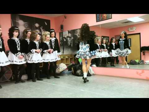 DelawareonlineTV - Nine girls will travel to Dublin in April to compete in the World Irish Dancing Championships. The McAleer School of Irish Dance has performances at 3 and 7 ...