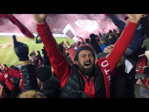 MLS Cup 2017 - 1-0 Goal Reaction