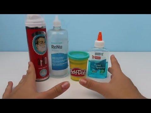 Play doh - Slime TEST - Playdoh ile Slime - İncelemek için Bekletilen Slime Setinden Çorba çöp Bidünya Oyuncak