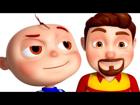 Johny Johny Yes Papa And Many More | Nursery Rhymes Collection | 3D Rhymes For Babies (видео)