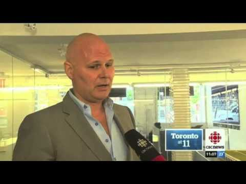 Brad Lamb on CBC News Toronto: Rising condo development fees in Toronto