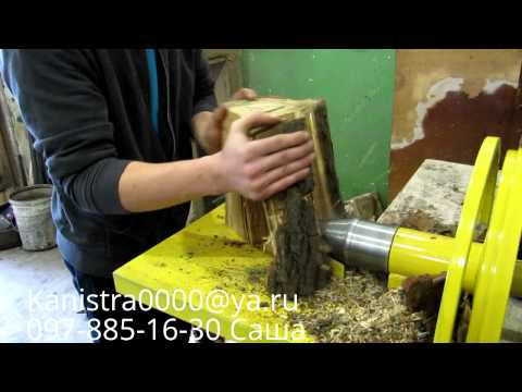 Дровокол для дома и дачи на 220 вольт (Wood splitter for the home and garden)