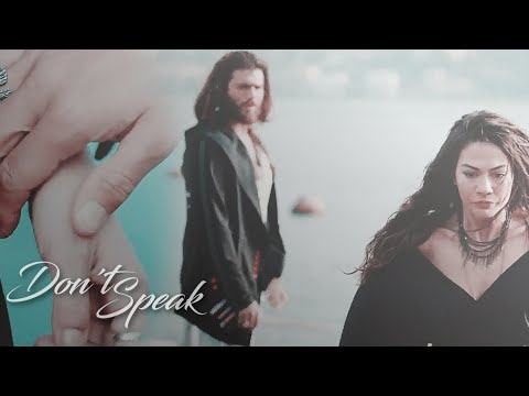 Sanem and Can || don't speak