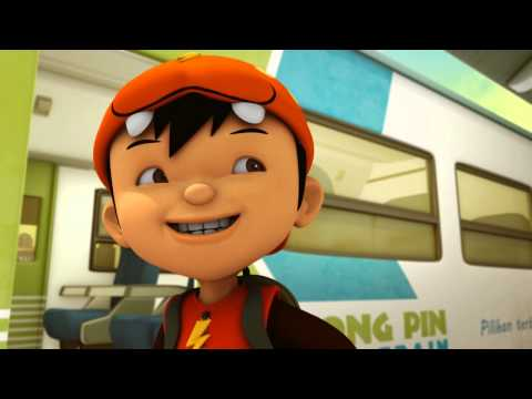 BoBoiBoy Extended Finale!