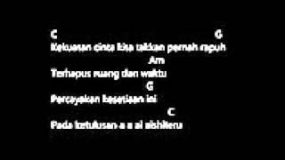 Video Zivilia   Aishiteru Chord   Lyrics MP3, 3GP, MP4, WEBM, AVI, FLV Mei 2018