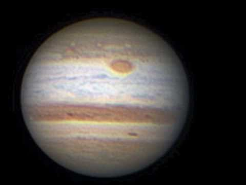Mars, Saturn & Jupiter through my telescope_Best telescope videos ever