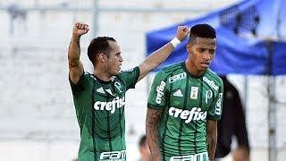 Campeonato Brasileiro 2017 / 10º Rodada / Ponte Preta 1x2 Palmeiras / Melhores Momentos