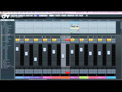 7 Features of Cubase 7: The Channel Strip (Part 3)