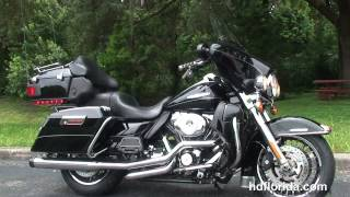 9. Used 2011 Harley Davidson Electra Glide Ultra Limited Motorcycles for sale