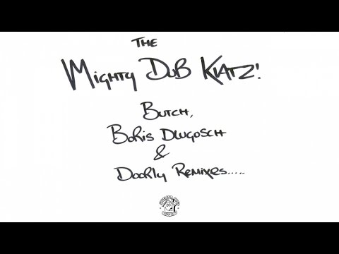 Mighty Dub Katz - Just Another Groove (Boris Dlugosch Remix)